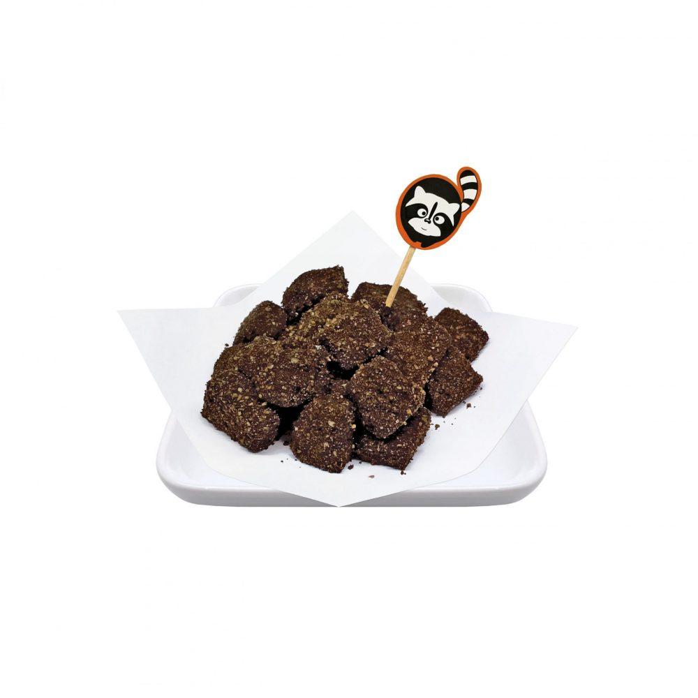 Nutty Chocolate Muah Chee