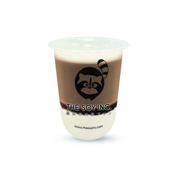 Belgium Dark Choco Puddrink | Best Soy Milk and Soy Bean Curd Pudding in Singapore
