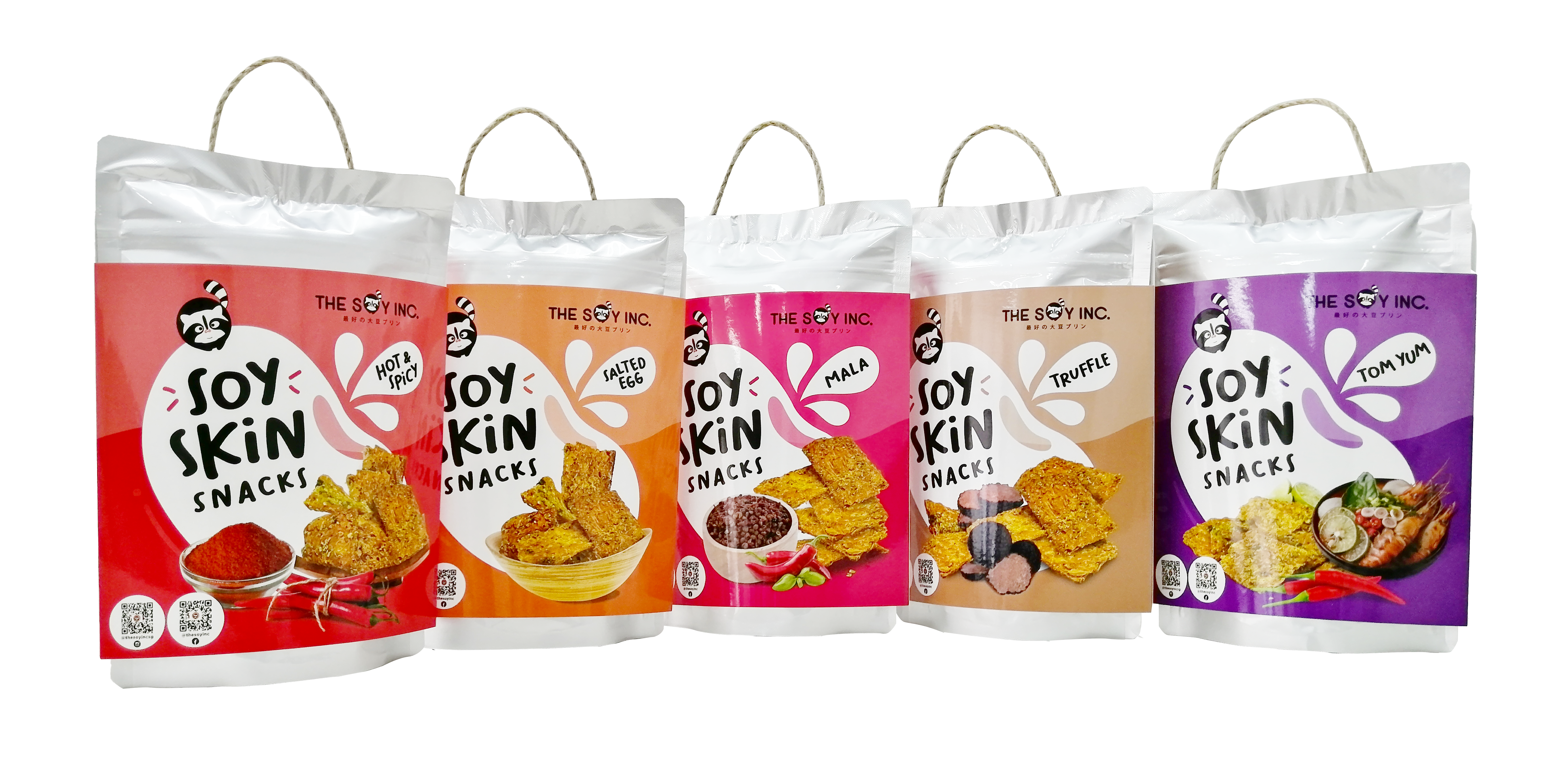 Soy Skin Snacks | Soy Chips Singapore