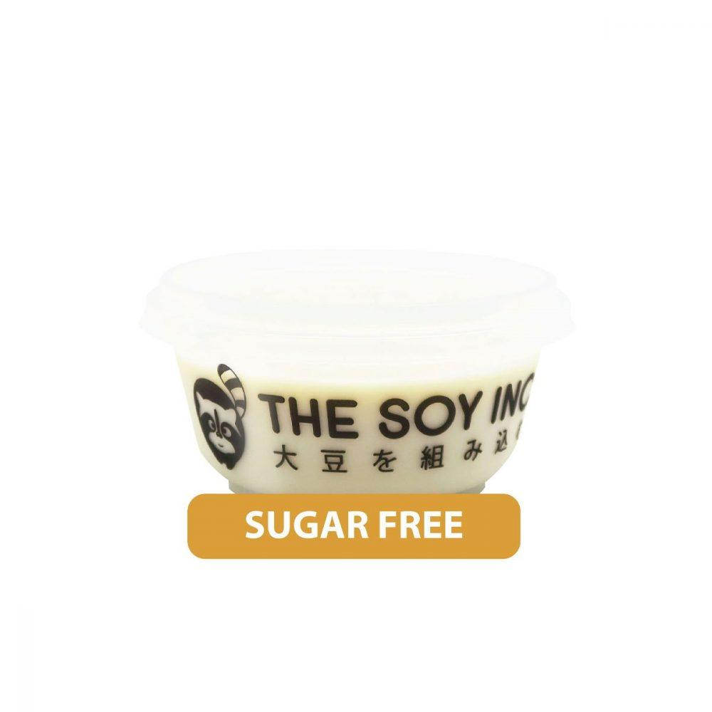 Sugar-Free Soy Pudding